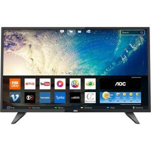"""[Cartão Shoptime] Smart TV LED 39"""" AOC LE39S5970 HD - R$978"""