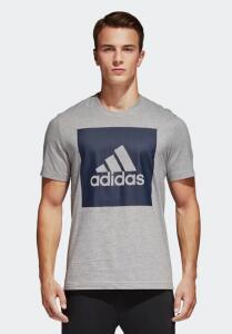 Camiseta Adidas Essentials Box Logo