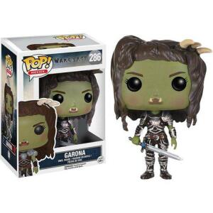 Pop! Warcraft: Garona - Funko   R$50