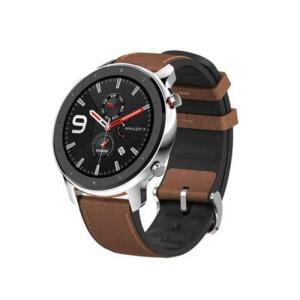 [AME R$753 ] Smartwatch Huami Amazfit GTR 47mm inox R$ 918