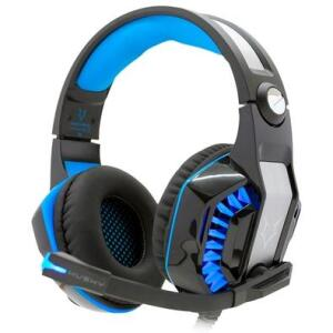 Headset Gamer Husky Snow, USB, 7.1 Surround, LED Azul - HS-HSN-BL | R$136