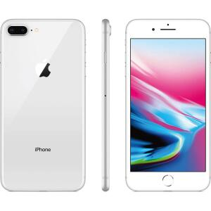 "[AME R$2.840,0] iPhone 8 Plus 64gb Silver Tela 5.5"" iOS 12 4G Câmera 12 MP - Apple"