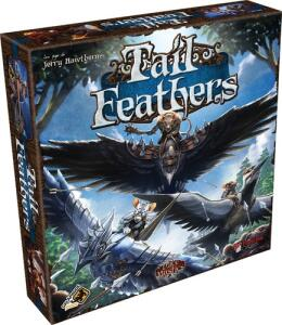 Tail Feathers Galápagos Jogos | R$140