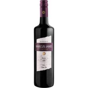 Vinho Aurora Marcus James Merlot Tinto Meio Seco 750ml