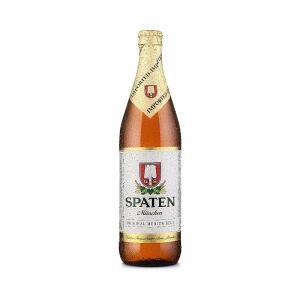 Cerveja Spaten Munchen Hell 500ml | R$13