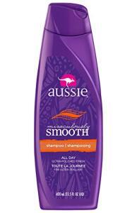 Shampoo Aussie Miraculously Smooth, 180 ml   R$15