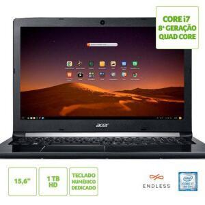 [AME R$ 2200]Notebook Acer Aspire 5 A515-51-C0ZG Intel® Core™ i7-8550U R$ 4399