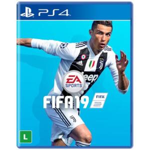 FIFA 19 para PS4 Mídia Física