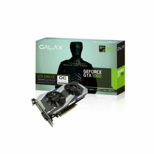 33% OFF  PLACA DE VÍDEO GALAX GEFORCE GTX 1060 3GB OC GDDR5 192BIT , 60NNH7DSL9C3
