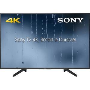 "[Cartão Sub] Smart TV LED 43"" Sony KD-43X705F 4K - R$1452"