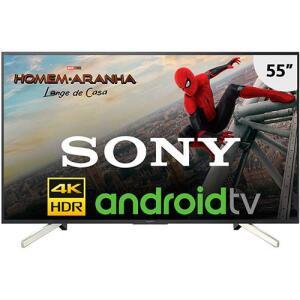 "[CC Sub] Smart TV Android LED 55"" Sony KD-55X755F UHD 4K | R$2.559"