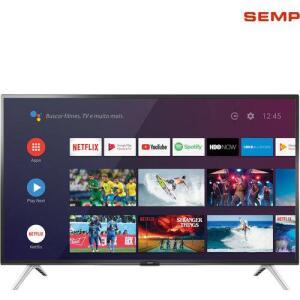 "[CC Sub] Smart TV Android 43"" Semp 43S5300 Full HD   R$1.196"