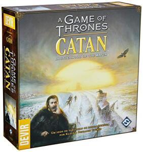 Catan Game Of Thrones, Devir   R$460