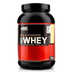 Whey Gold Standard (900g) - Optimum Nutrition R$64 [R$44 Ame + CC Sub + App]