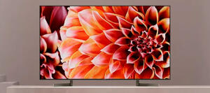 "Smart TV 55"" LED 4K HDR Sony KD-55X705F R$ 2799"