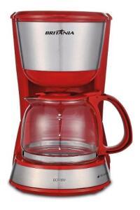 Cafeteira Britânia Inox Plus Bcf18iv 220V - R$61