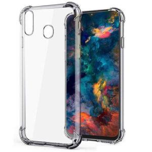 [PRIME] Capa Anti Shock Samsung Galaxy M20 Bordas Reforçadas - R$ 6