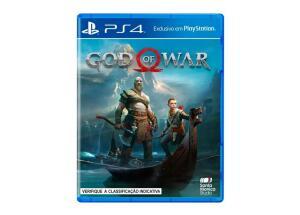 Jogo God of War - PS4 - R$76