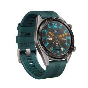 SmartWatch Huawei Watch GT com GPS 4,6 cm - Cinza Titanium | R$: 1.008