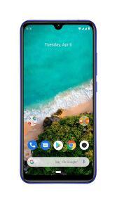 Smartphone Xiaomi Mi A3 64GB 4GB RAM Azul - Global - R$1170