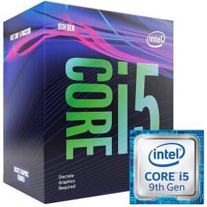 Processador Intel Core i5-9400F Coffee Lake, Cache 9MB, 2.9GHz - R$795