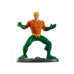Mini Figura 5cm DC Comics Liga da Justiça Aquaman - Mattel