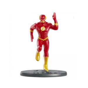 Mini Figura 5cm DC Comics Liga da Justiça The Flash - Mattel