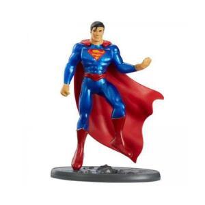 Mini Figura 5cm DC Comics Liga da Justiça Superman - Mattel