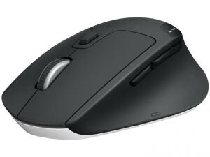 Mouse Logitech - M720 Triathlon Sem Fio Óptico 1000 - R$168