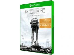 Star Wars Battlefront Edição Ultimate- Xbox One - R$30