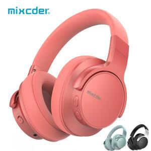 Mixcder E7 Active Noise Cancelling Fones de Ouvido Sem Fio Bluetooth