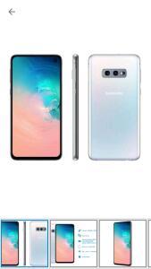 Smartphone Samsung Galaxy S10e 128 GB