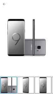 Smartphone Samsung Galaxy S9 128 GB