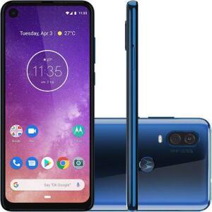 [Cartão Shopti/AME R$1303]Smartphone Motorola One Vision R$ 1357