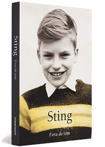 Livro: Sting Fora do Tom R$17
