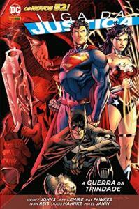 HQ | Liga da Justiça. Guerra da Trindade - R$49