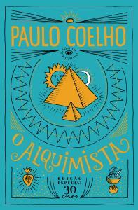 Livro O Alquimista - Paulo Coelho [Capa Dura] - R$10