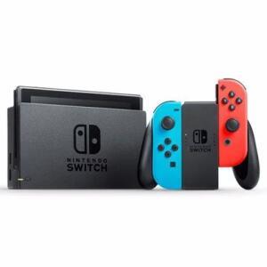 [Boleto] Console Nintendo Switch 32GB Neon | R$1.484