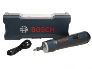 (Clube Da Lu) Parafusadeira Bosch GO a Bateria 3,6V - com Maleta | R$88