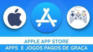 App Store: Apps e Jogos pagos de graça! (Atualizado 02/09/19)