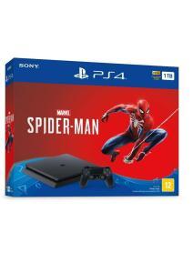 [CC Sub /Ame R$ 1535,00] Console PlayStation 4 1 TB Sony + Jogo Spider-Man -