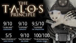 The Talos Principle Gold Edition (PC) | R$20 (85% OFF)