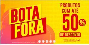 [Lojas Sestini] BOTA FORA + cupom