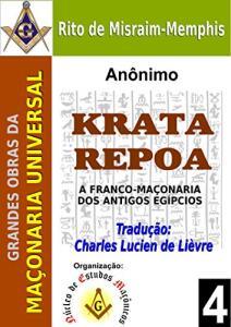 E-book grátis - KRATA REPOA: As Iniciações nos Antigos Mistérios dos Sacerdotes do Egito