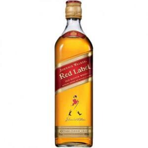Whisky Johnnie Walker Red Label 1000ml R$70
