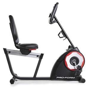 Bicicleta Ergometrica Proform Horizontal CSX 235 com DIsplay LCD | R$1.505