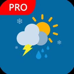 [App Grátis] Weather Forecast Pro