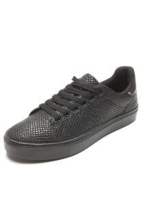 Tênis Dafiti Shoes Cobra Preto R$63