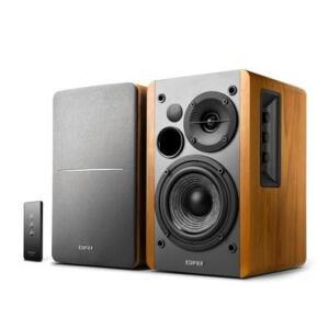 Caixa de som Edifier 2.0 42W RMS Bluetooth - R1280DB | R$675