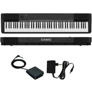 [CC Sub] Piano Digital Casio Cdp-135 88 Teclas Pedal Sp-3 R$1.609